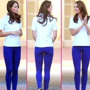 J Brand Royal 811 Skinny Jeans Kate Middleton 26